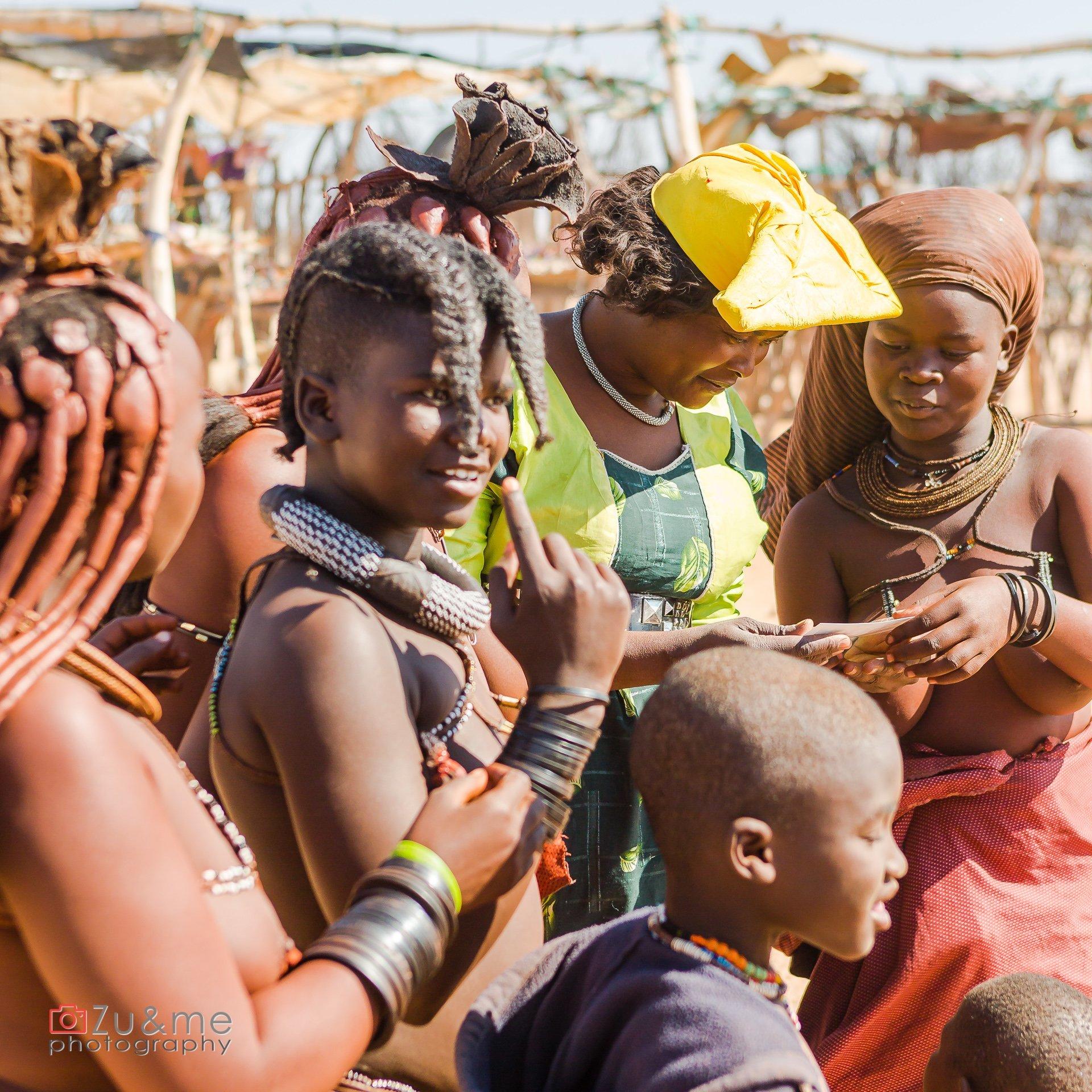 Uis - Himba