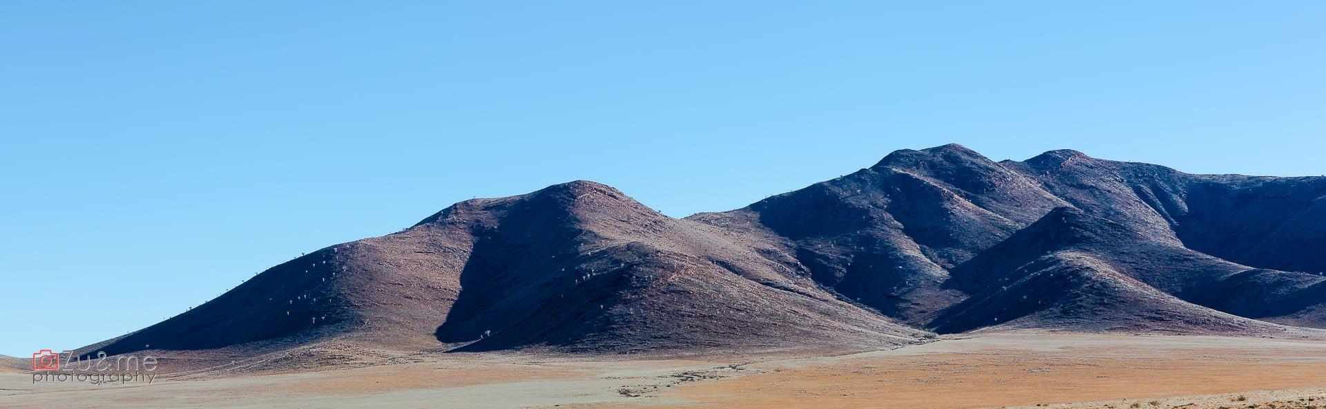 Krajobraz w drodze do Koiimasis