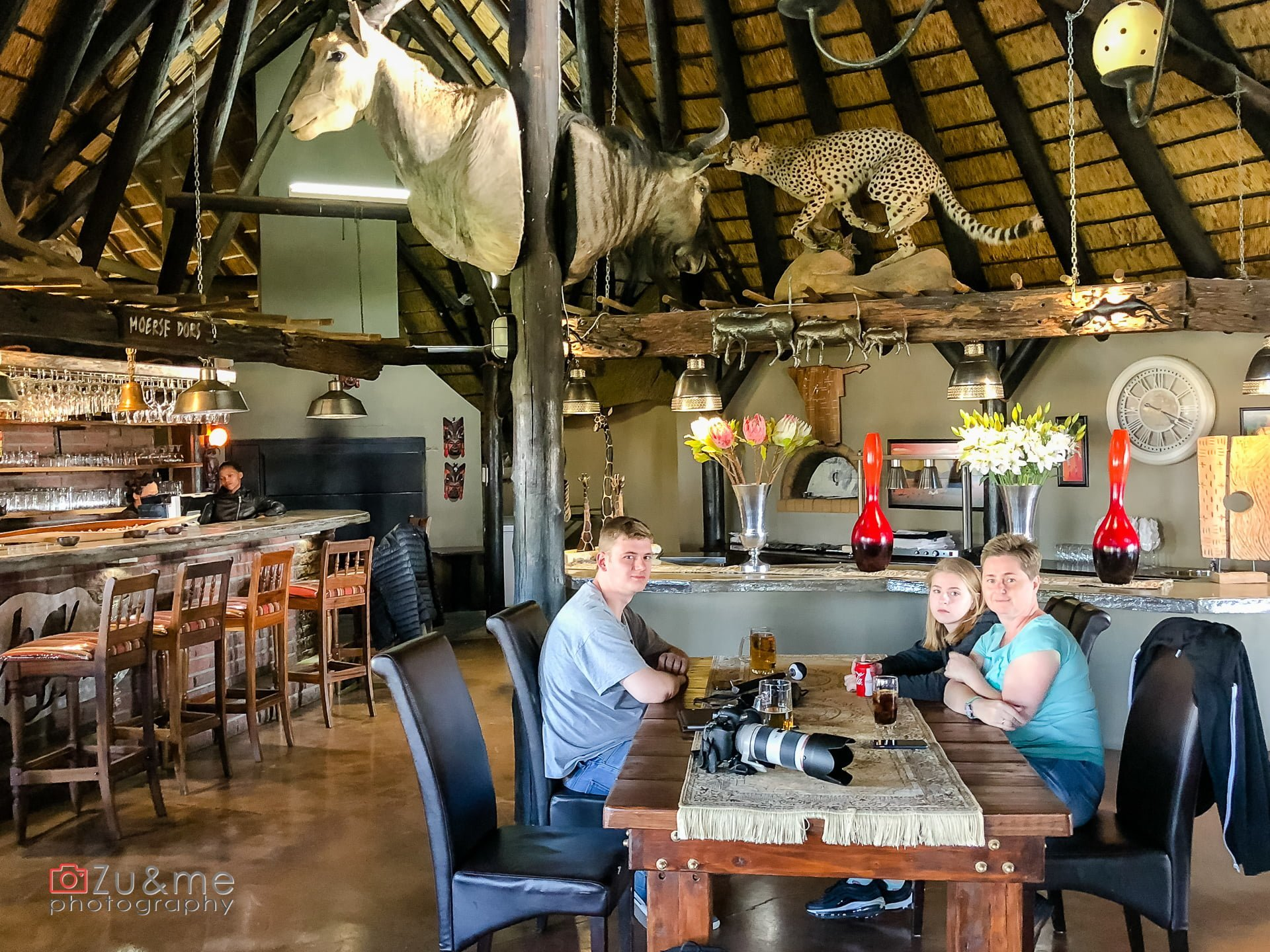 Restauracja w Lapa Lange